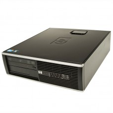 HP 6200 SFF I3-2100/4GB DDR3/250GB/DVD/7P GRADE A+ REFURBISHED PC